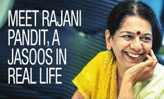 Kudos to her courage! #RajniPandit has proven that #women can do as well as #men in such fields of #work.