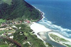 Praia do Siriú (Garopaba, SC)