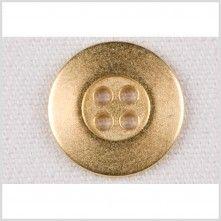 28L/18mm Gold Metal Button
