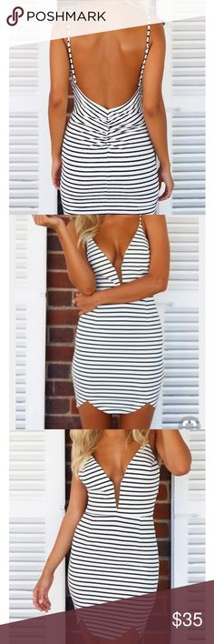 Danger lurking dress Size S (8 in AUD) mura boutique Dresses Mini