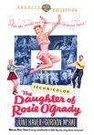 The Daughter of Rosie O'Grady, 1950, June Haver, Gordon MacRae, James Barton, Cuddles Sakall, Gene Nelson.