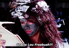 Gracie Lou Freebush yeah ! It was all what you want isn't it ?!