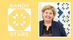 Dandy Stars Quilt