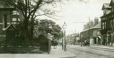 Corner of St Marys & Bearwood Rd Birmingham England, Has Gone, Old Pictures, Historical Photos, Ancestry, Jamaica, Old Things, 70th Birthday, History