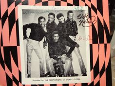 THE MIGHTY TEMPTATIONS !!!!