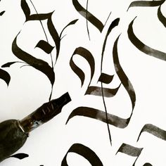'Y' in calligraffiti vibe #calligraphy #calligraffiti