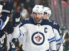 A winding road to stardom: How Blake Wheeler went from high school football to captaining the Jets   National Post
