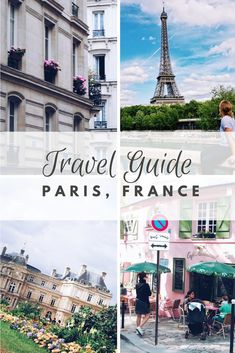 Heading to Paris France soon? Here's the ultimate city guide to Paris! It's such a wonderful city that you'll want to cross off all of these things from your Paris bucket list! The Ultimate Guide to Paris France Paris Travel Guide, Europe Travel Tips, Travel Destinations, Budget Travel, Travel Guides, Travelling Europe, Travel Advice, Traveling, France City