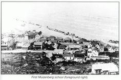 History of Muizenberg, Cape Town - The Golden Years! South African News, The Golden Years, School Building, Police Station, Toilets, Public School, Cape Town, Separate, Paris Skyline