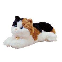 """Aurora Plush 12"""" Esmeralda Flopsie $9.99 looks just like my kitty Twinkles!"""