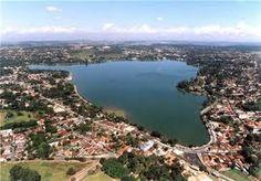 Lagoa Santa, vista