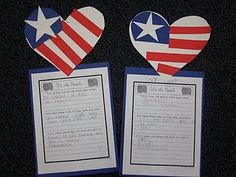 USA activities good for Veteran's Day!