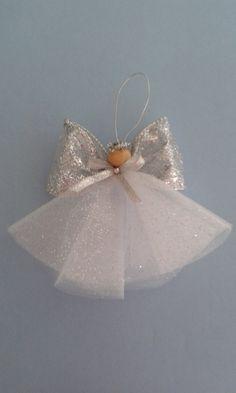Angel ornament by babybundlesandmore on Etsy