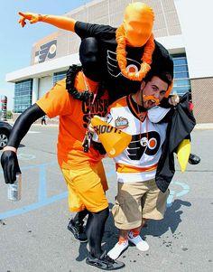 Philadelphia Flyers Fans