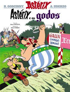 Astérix e os godos / texto de René Goscinny ; debuxos de Albert Uderzo (2015)