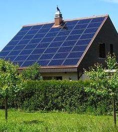 ¿cuántos paneles solares hacen falta para generar toda la energía de mi casa?