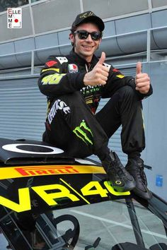 Monza Rally Show Val can race anything