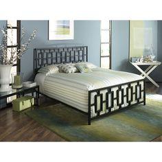 $283 South Beach Queen bedframe o.co