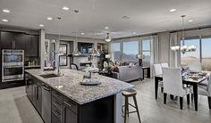 Rincon-LV-Great room | Rincon floor plan | Richmond American Homes | , |