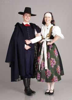 polish folk costume from Cieszyn region fot. Folk Costume, Costumes, Poland Culture, Polish Folk Art, Folk Clothing, Folk Dance, Folk Embroidery, Historical Costume, Ethnic Fashion