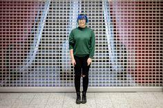 Videobloggaaja ja somestara Annika Jaakkola on saanut tubettamisesta rohkeutta jutella ihmisille.