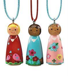 Doll Pendants