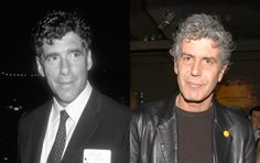 Elliott Gould - Anthony Bourdain (Images of Elliott Gould and Anthony Bourdain  provided by Getty Images)  Anthony always reminded me of someone and I couldn't put my finger on it!! Now I know.