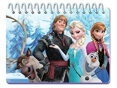 Disney Frozen Autograph Book by Disney * Be sure to check out this awesome product.