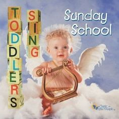 Toddlers Sing Sunday School ~ Various Artists, http://www.amazon.com/dp/B0000CG8A4/ref=cm_sw_r_pi_dp_SmQGrb17D258J
