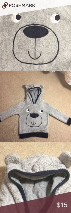 """1 long sleeves shirt! 18-24 months! Koala Kids 18-24 months long sleeves shirt/sweater! Worn a few times! Clean! No visible damage or stains!  We call my son """"Bear"""" that's why most of the clothes here are bear themed 😁  3 long sleeves individual shirts for $25plus bundle 3 and get extra savings! (-15%off ❤️! Koala Kids Shirts & Tops Tees - Long Sleeve"""