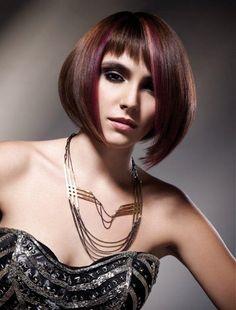 L'anza medium brown Hairstyles