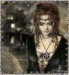 victoria frances artworks at DuckDuckGo Vampire Love, Female Vampire, Gothic Vampire, Vampire Art, Fantasy Witch, Gothic Fantasy Art, Beautiful Fantasy Art, Fantasy Girl, Vampires