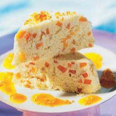 Tarta helada de mango #cuisine #recipes