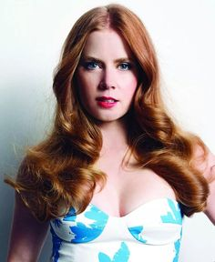 Eleanor and Park-Rainbow Rowell: Sabrina (Amy Adams) Hollywood, Actress Amy Adams, Strawberry Blonde, Beautiful Redhead, Celebrity Pictures, Celebrity Crush, Celebrity News, American Actress, Her Hair