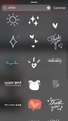 Gif Instagram, Instagram Quotes, Instagram Story, Business Notes, Apps, Creative Instagram Stories, Story Ideas, Picsart, Emoji