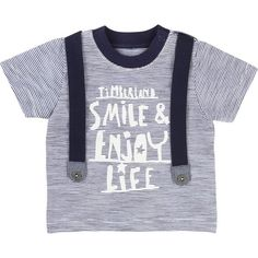 Timberland Baby Boys T-Shirts | Timberland T95806 | Kizzies