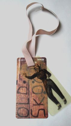 Isko Hang Tags - Emily Stone Graphic Design