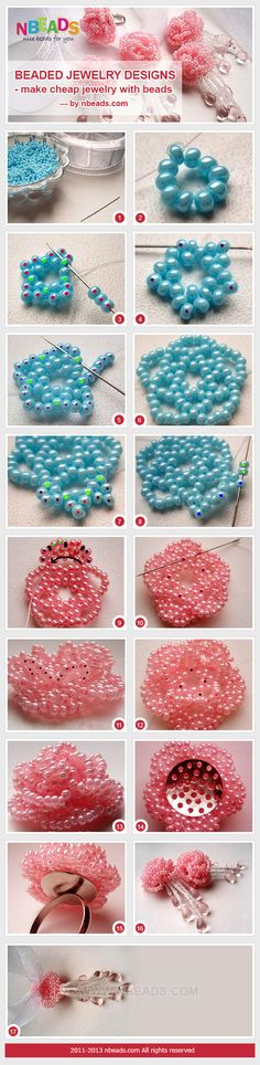 beaded jewelry designs - make cheap jewelry with beads