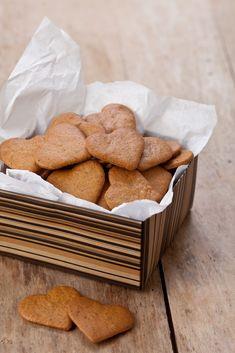 Lebkuchenplätzli - Lebkuchengeschmack in Plätzchenform | Zeit: 30 Min…