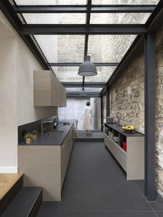 Wunderbar 30 Moderne Küchen Designideen #Dekoration #decoration Basteln #decoration