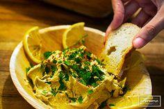 Hummus AMAMAMUSI Visit Poland, Kimchi, Hummus, Places, Ethnic Recipes, Food, Essen, Meals, Yemek