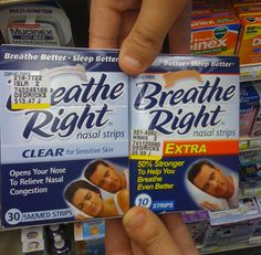 """It's like his snoring got so bad that his wife left him and now he's just forever alone with his extra-strength Breathe Right strips"""