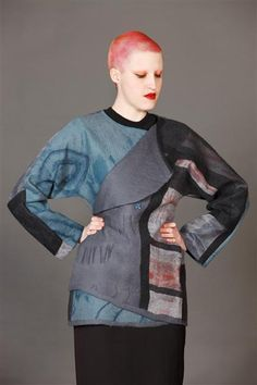Gallery of Catherine O'Leary Designs – Textile Art and Fashion in Melbourne
