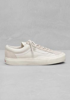 And Other Stories   Vans Old Skool Reissue   Off white