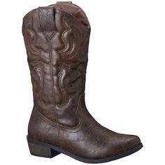 Girls' Gregoria Cowboy Boot Cherokee