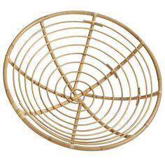 Papasan Chair Bowl | Pier 1 Imports  sc 1 st  Pinterest & How to Repair a Papasan Chair | papasan chair creation | Pinterest ...