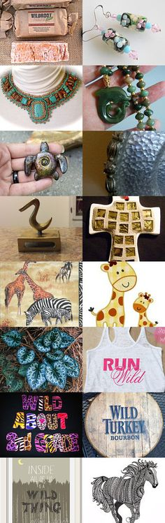 Wild and Natural by Tracey Smith on Etsy--Pinned with TreasuryPin.com  #giftideas
