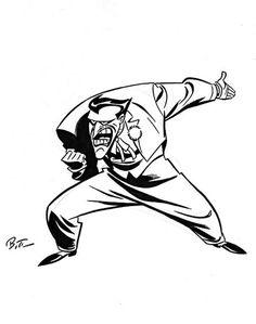 Joker by Bruce Timm