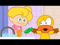 Lave tes mains - comptine pour enfants