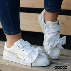 new style 4decb 9bace De opvolger van de Puma Basket Heart Patent is de Puma Basket Heart  Explosive And we
